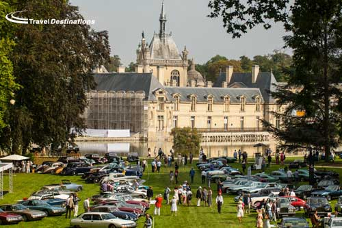 MG Chantilly Arts & Elegance 2016