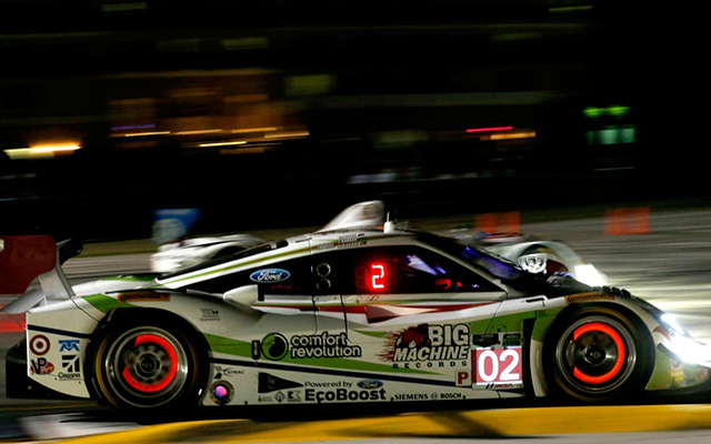 12 Hours of Sebring: Access all areas