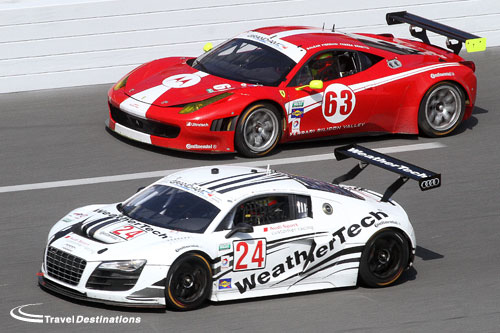 Chip Ganassi Racing Captures 51st Anniversary Rolex 24 At Daytona