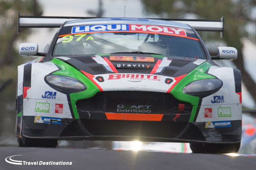 Aston Martin at the Bathurst 12 Hours