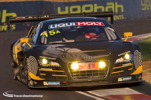 Audi at the Bathurst 12 Hours