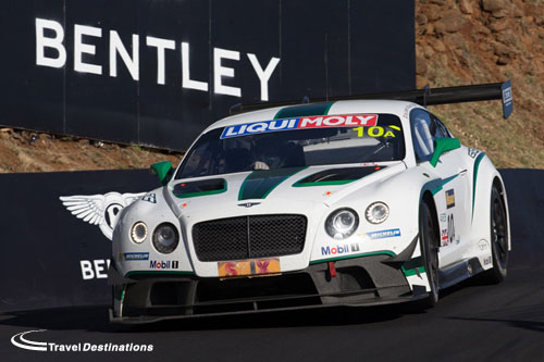 Bentley at the Bathurst 12 Hours