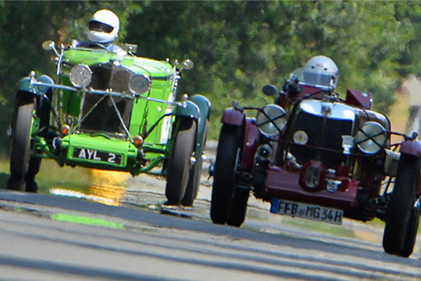 Return of the Le Mans Classic