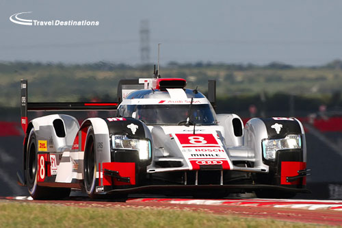Audi at the FIA WEC 6 Hours of the Circuit of the Americas