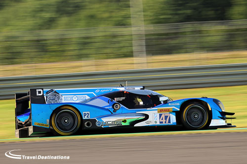 KCMGat the FIA WEC 6 Hours of the Nurburging