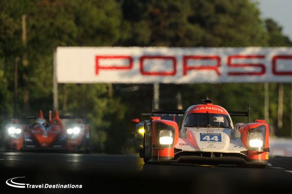 Manor Racing at Le Mans