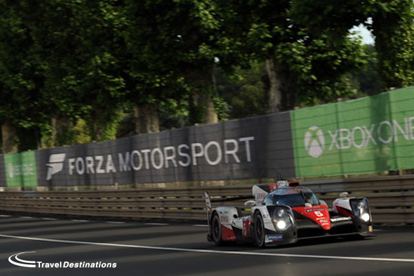 Toyota at FIA WEC 6 Hours of Nurburgring