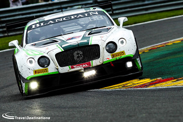 Bentley at Spa