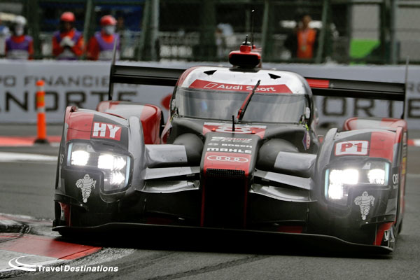 Audi at the 6 hours of Mexico