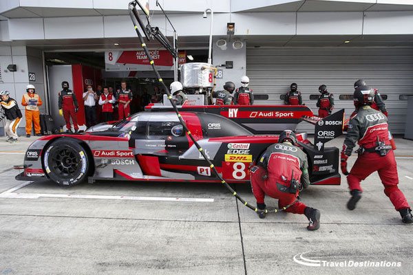 FIA WEC 6 Hours of Fuji