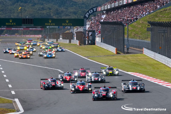 Start at the 6 Hours of Fuji