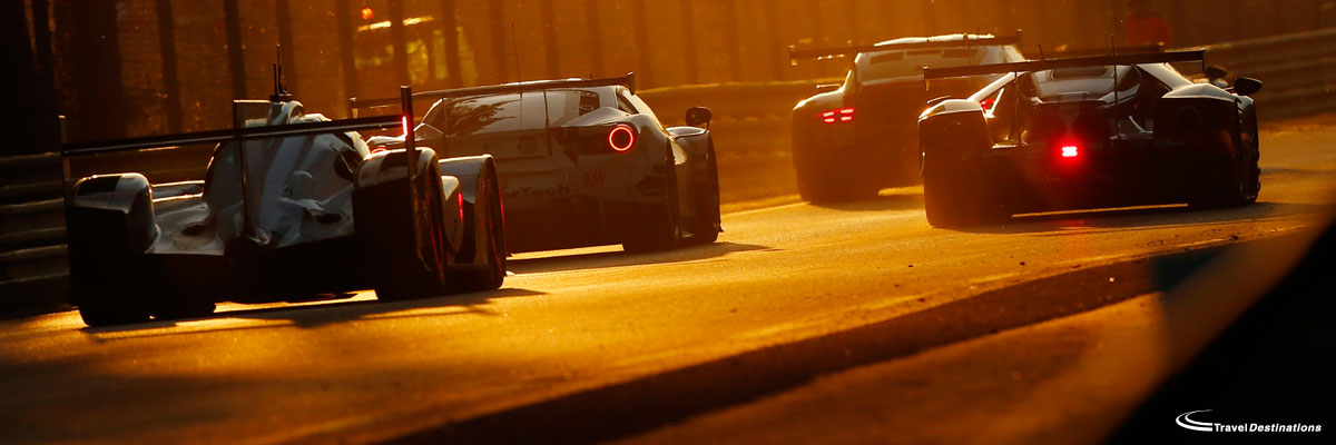 Le Mans 24 Hours Tickets 2018 With Travel And Camping