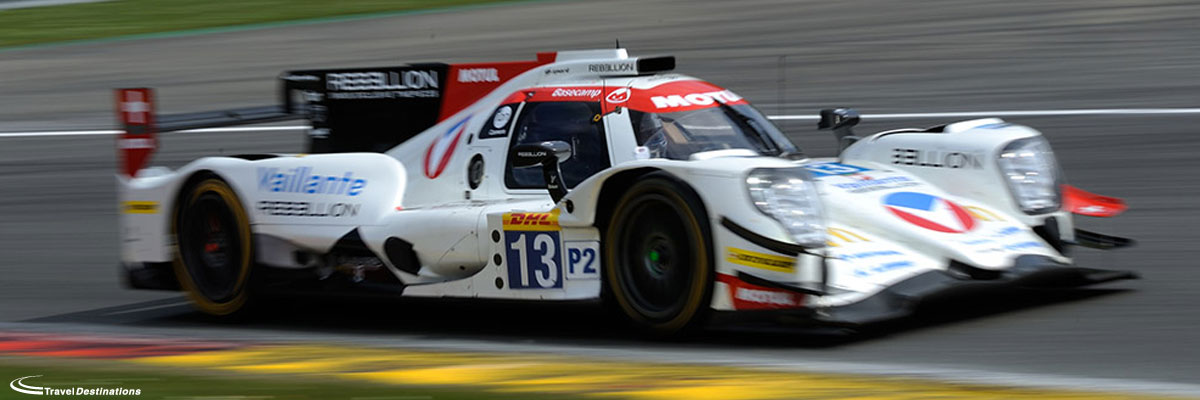 FIA World Endurance Championship (FIA WEC) slide 3