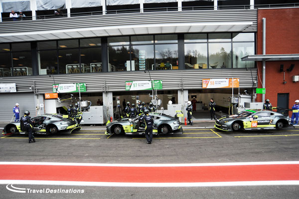 FIA WEC 6 Hours of Spa Francorchamps
