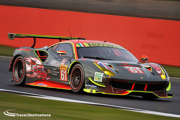 FIA WEC 6 Hours of Silverstone