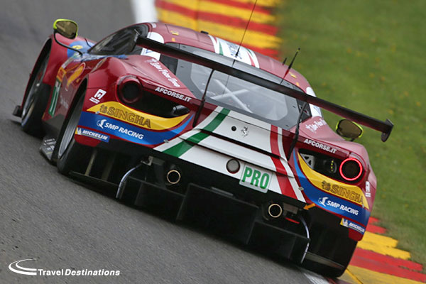FIA WEC 6 Hours of Spa-Francorchamps
