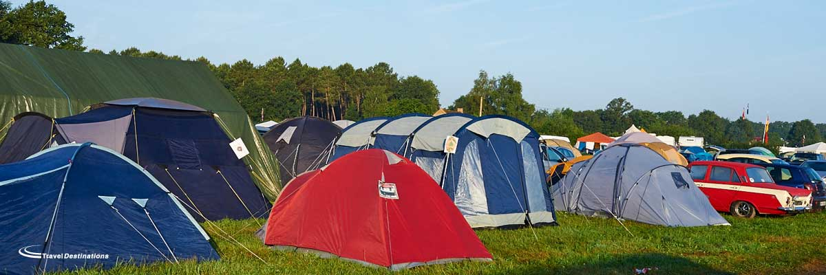 ACO Public on-Circuit camping, Le Mans