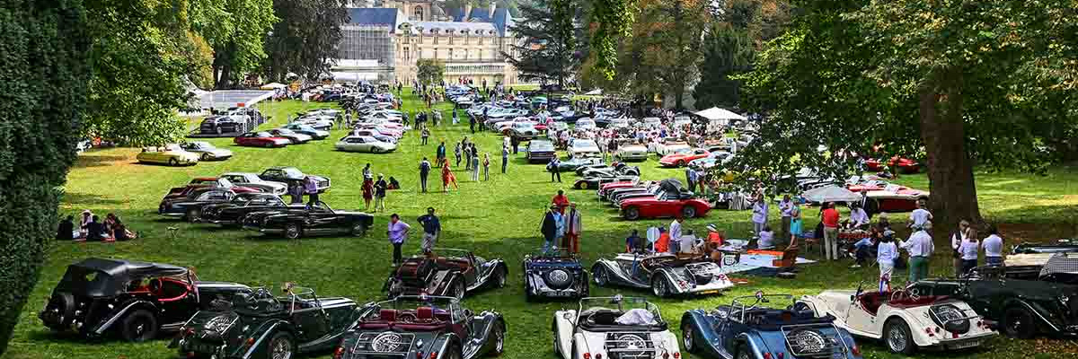Chantilly Arts & Elegance 2021 slide 1