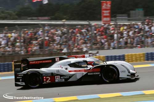 Le Mans 2014: Race Report
