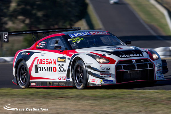 Nissan win the Bathurst 12 Hours 2015