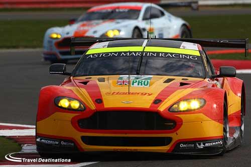 Audi survive late scare to take win at Silverstone