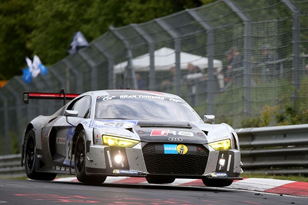 Attritional Nurburgring 24 Hours 2015 ends with Audi win