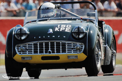 TR Register at Le Mans Classic 2021