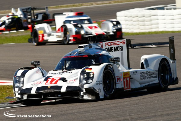 FIA WEC 6 Hours of the Nurburgring