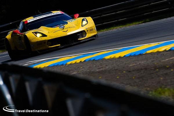 Corvette at Le Mans