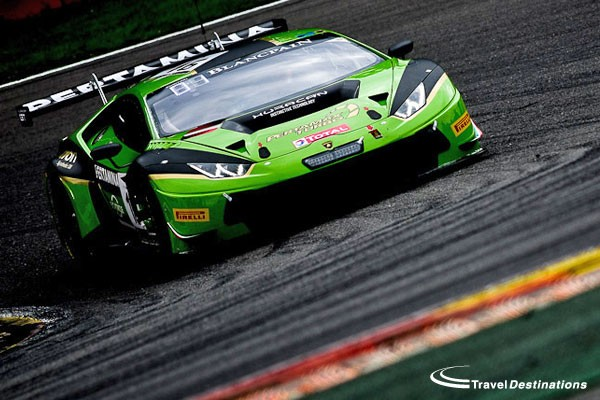 Lamborghini at Spa 24 Hours