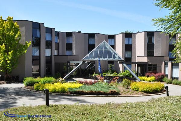 Domaine des Hautes Fagnes for the Spa Classic