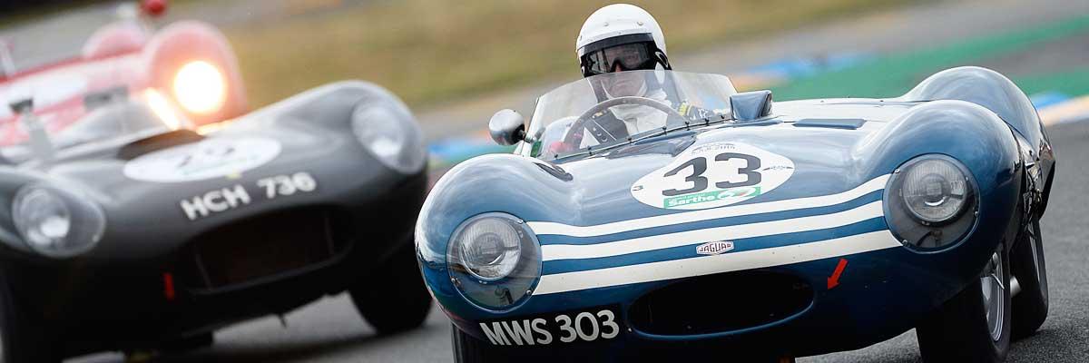 JEC at Le Mans Classic 2021 slide 1