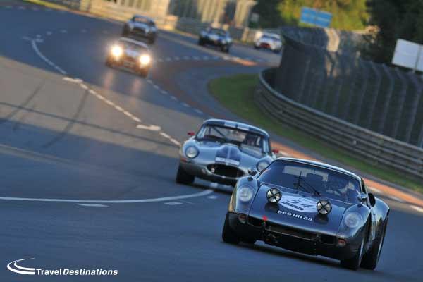 Porsche at Le Mans Classic