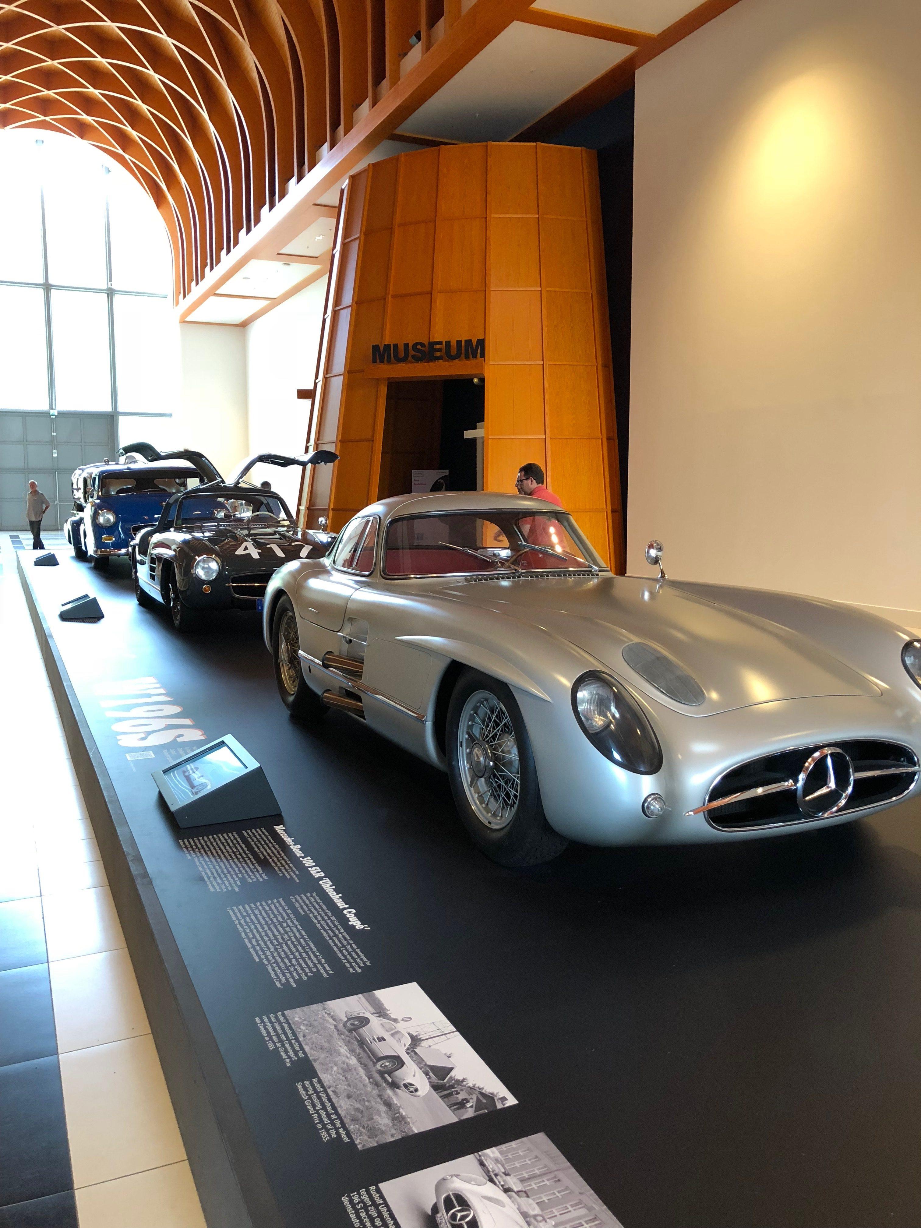 Mercedes Grand Prix cars Louwman