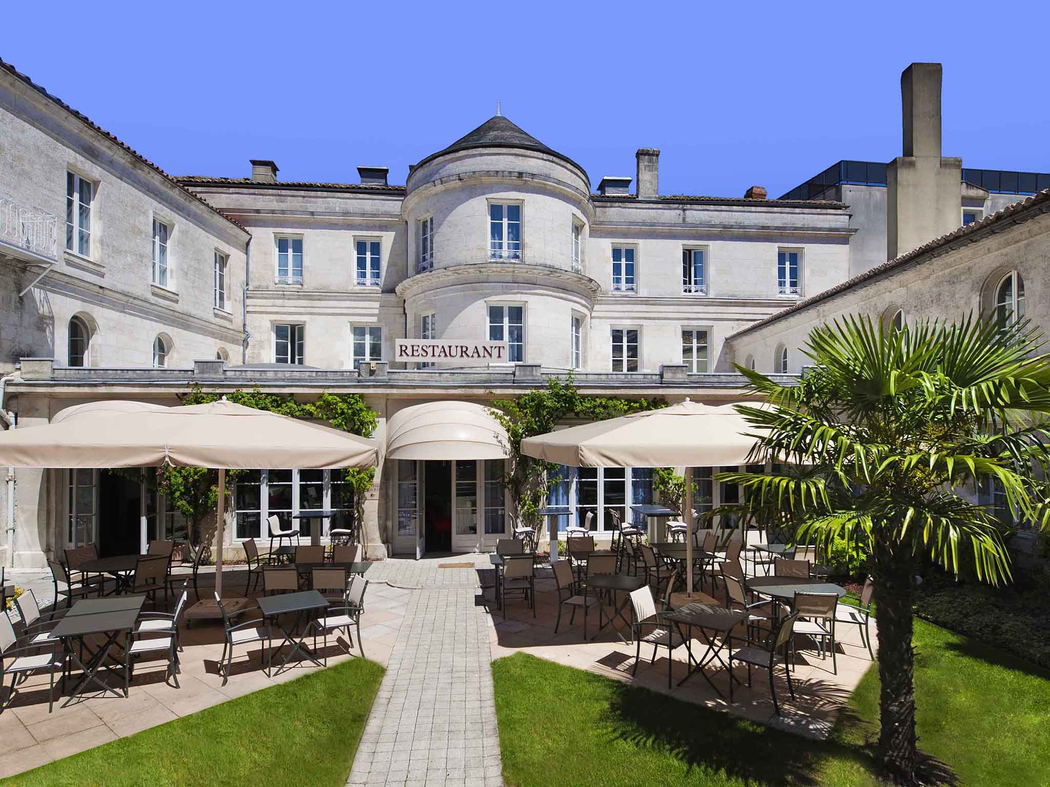 Escorted Tour Offer - Mercure Angouleme