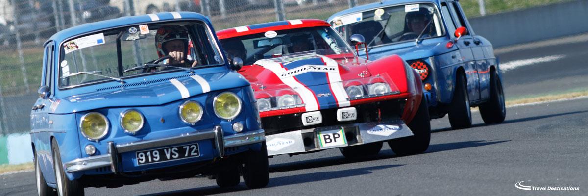 Classic Days, Le Mans slide 1