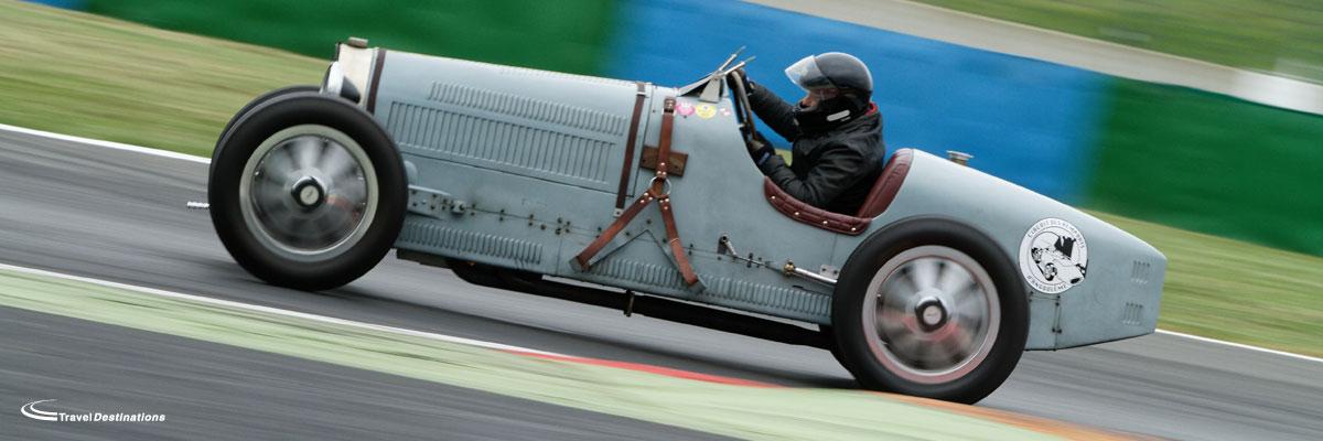 Classic Days, Le Mans slide 2