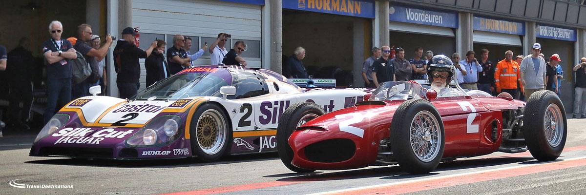 Zandvoort Historic Grand Prix slide 1
