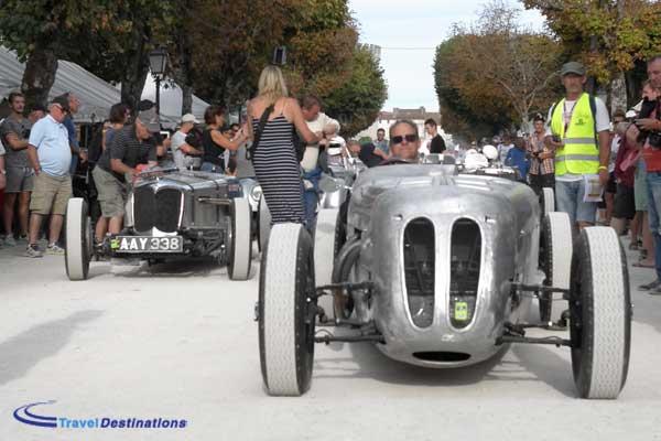 Circuit des Remparts racing