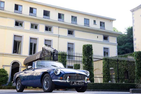 Hotel Castel de Pont-a-Lesse