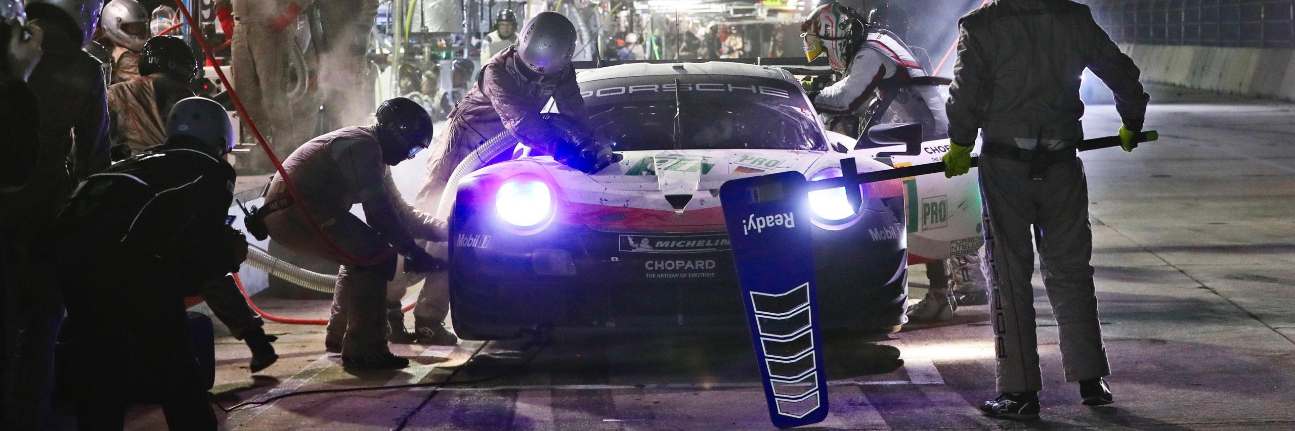 FIA World Endurance Championship (FIA WEC) slide 2