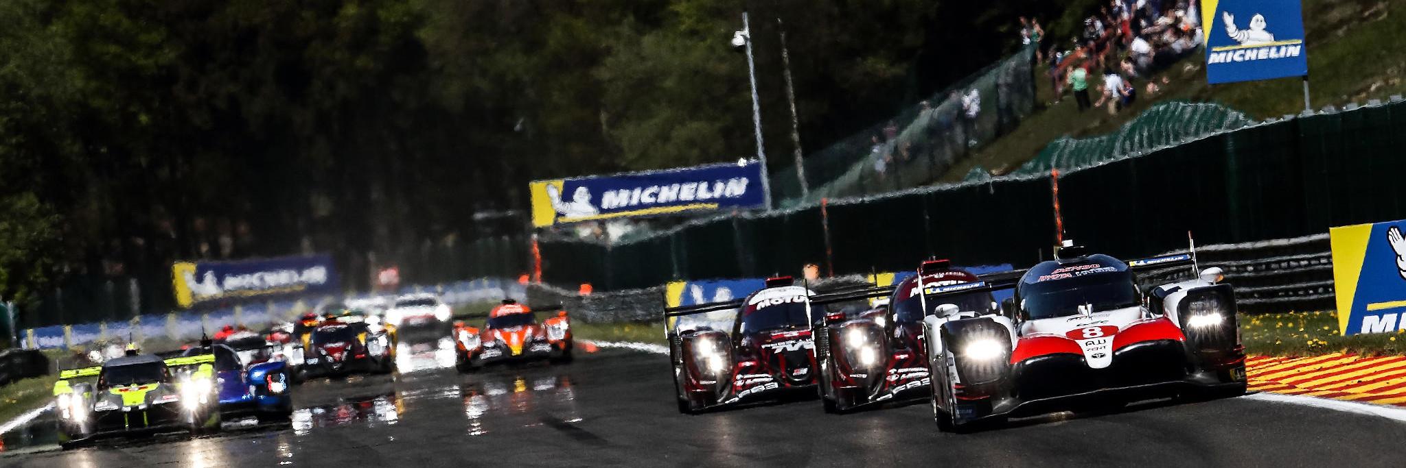 FIA World Endurance Championship (FIA WEC) slide 1