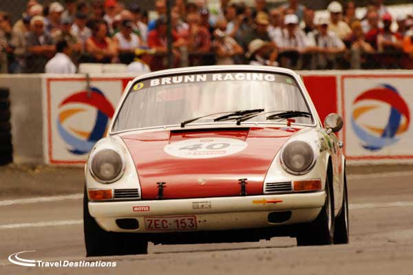 Porsche Tours to the Le Mans Classic