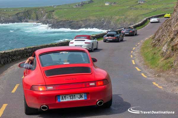Porsche Ireland Tour 2021