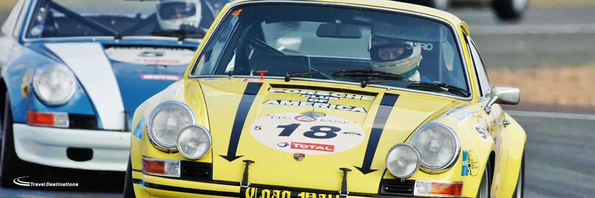 Porsche Tours to Le Mans Classic 2021 slide 4