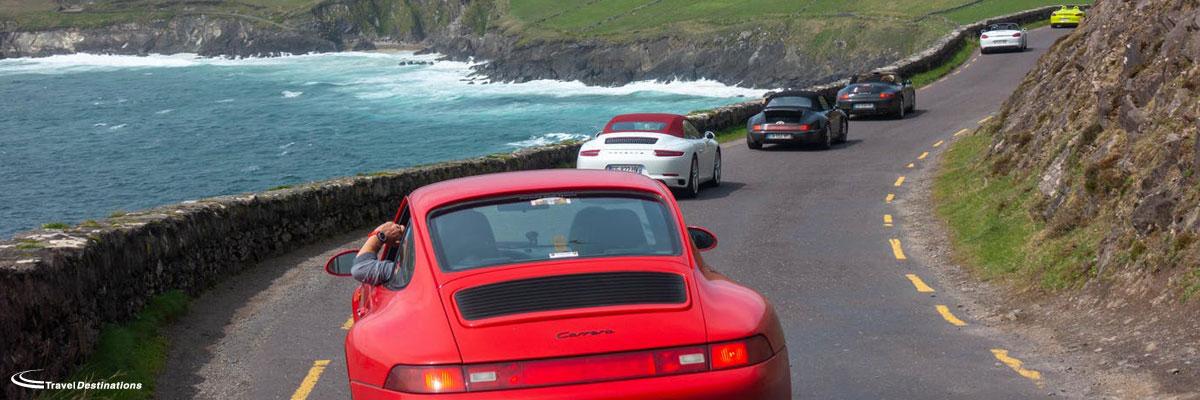 Porsche Ireland Tour 2021 slide 2