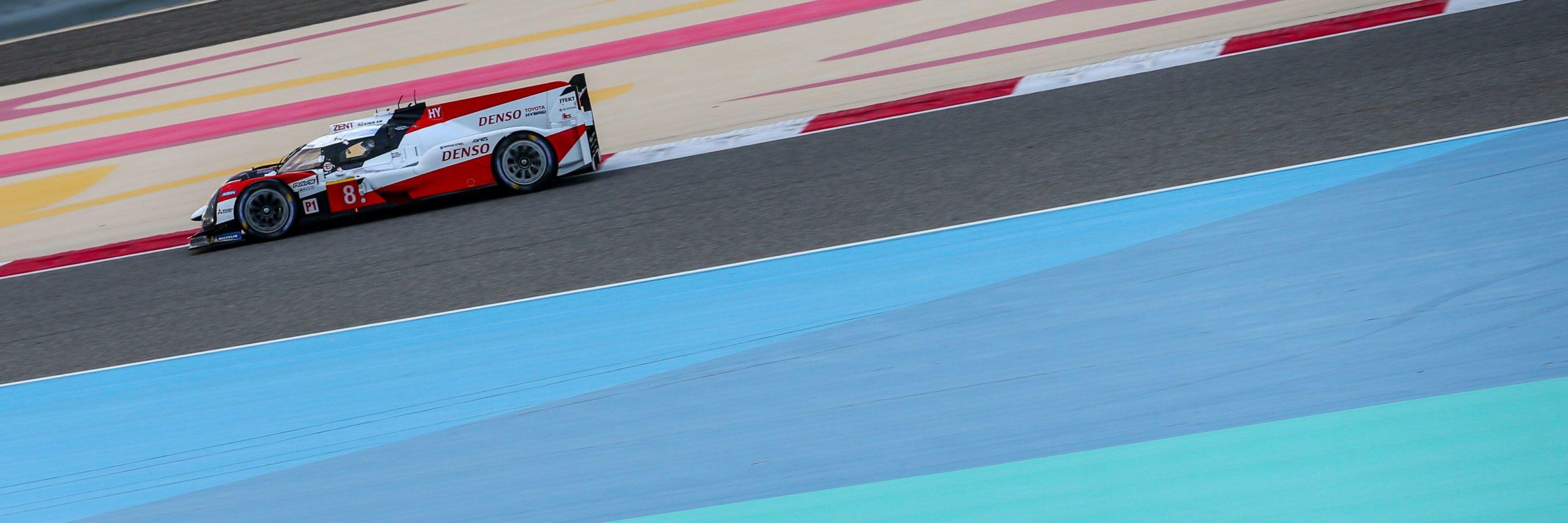 FIA World Endurance Championship (FIA WEC) slide 3
