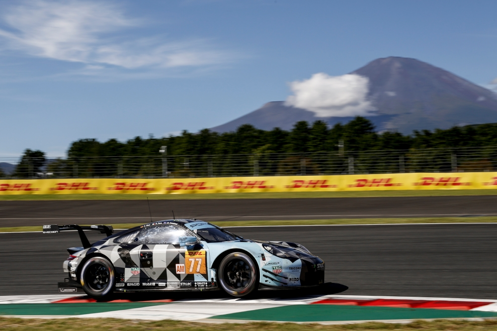 FIA WEC 6 Hours of Fuji