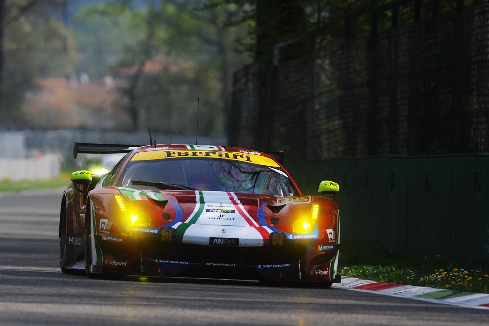 FIA WEC 6 Hours of Monza