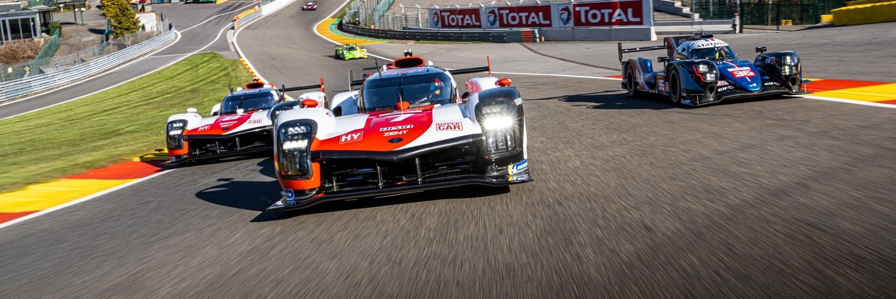 FIA WEC 6 Hours of Spa-Francorchamps slide 1